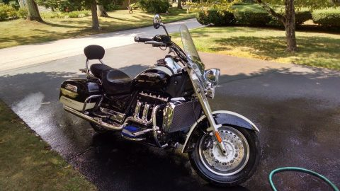 GREAT 2013 Triumph Rocket III for sale