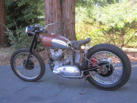 NICE 1952 Triumph Trophy for sale
