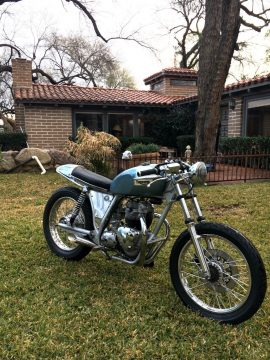 1973 Triumph TR5T Cafe Racer for sale