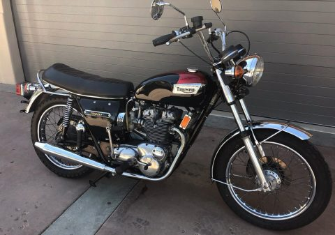 1973 Triumph Trident T150 for sale