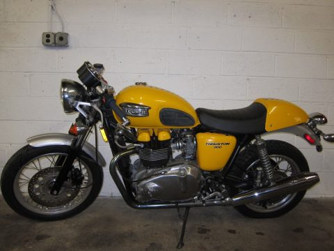 2006 Triumph Bonneville 900 Thruxton for sale