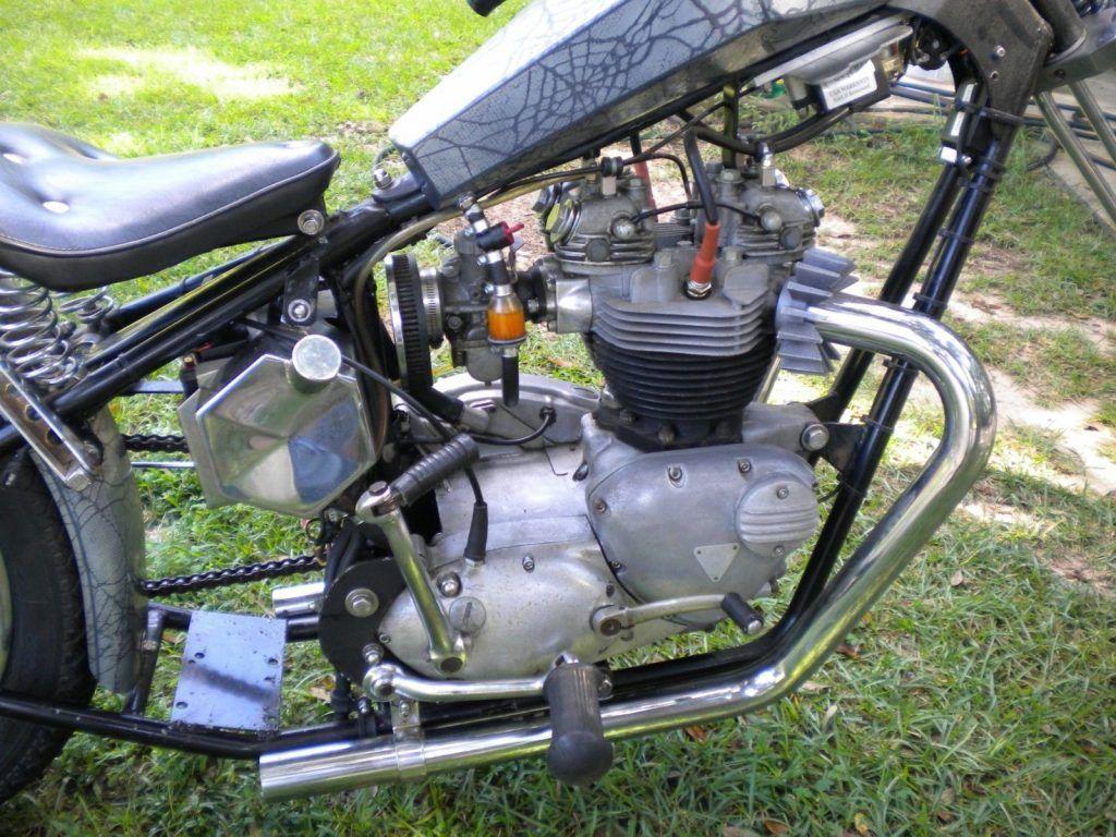 1966 Triumph Tiger 650 Chopper