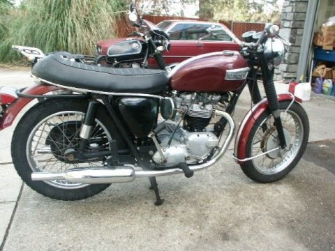 1968 Triumph Bonneville for sale