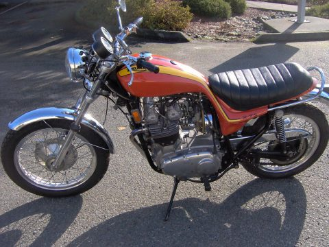 1973 Triumph X75 Hurricane for sale