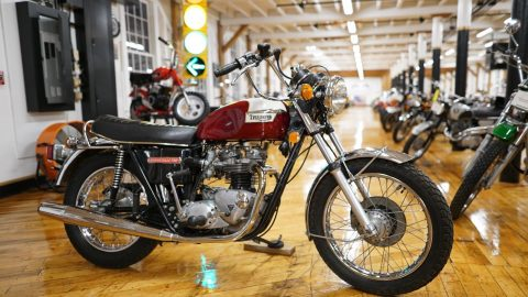 1974 Triumph Bonneville T140V for sale