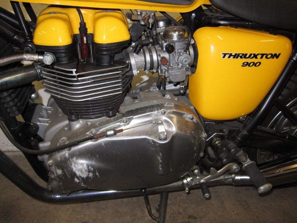 2006 Triumph Bonneville 900 Thruxton