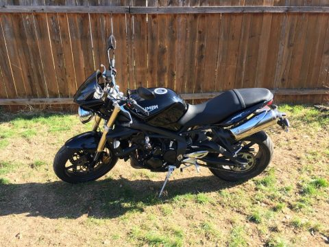 2008 Triumph Street Triple 675 for sale