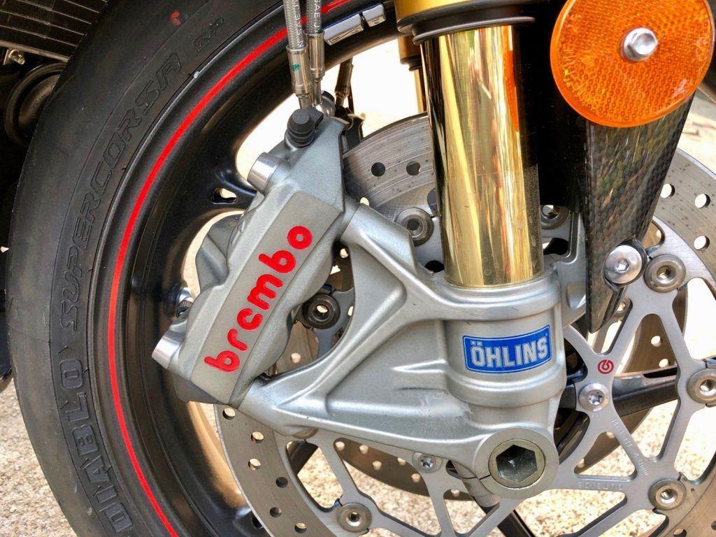 2014 Triumph Daytona 675R Limited Eslick Edition