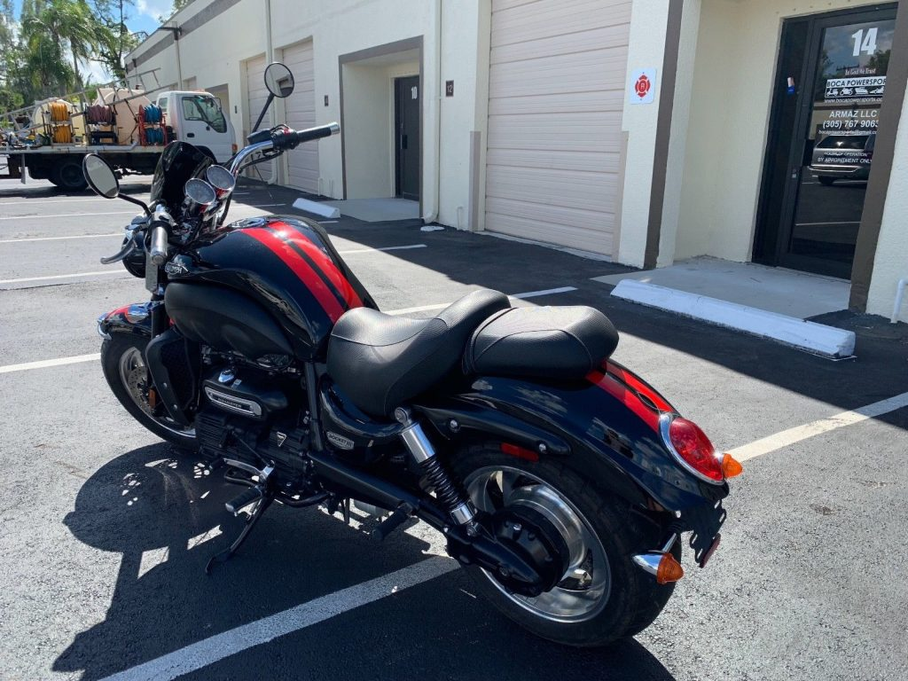 2015 Triumph Rocket III Roadster