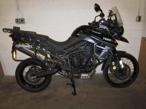 2015 Triumph Tiger 800XC for sale