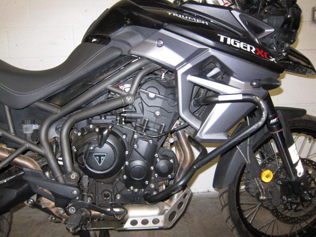 2015 Triumph Tiger 800XC